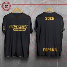 Camiseta Zelhem Gold Battle...