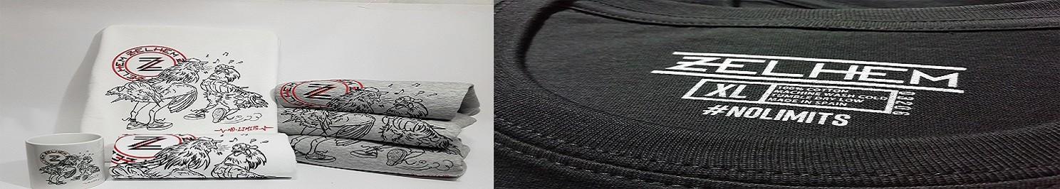 Camisetas moda Zelhem